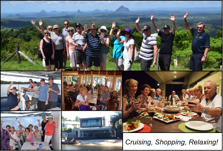 PMC Postcard Noosa Post Conference 2015